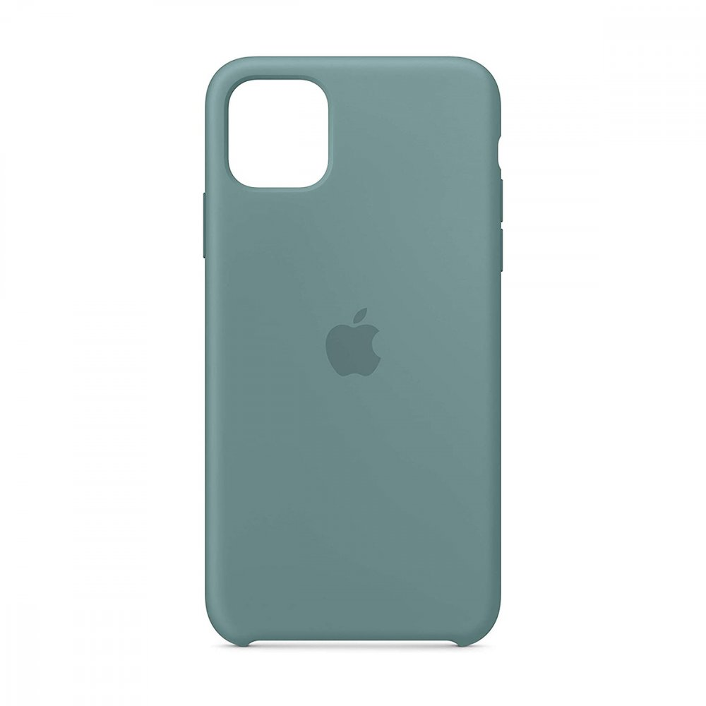 Калъф Silicone Case за Apple iPhone 11 Pro Max Green