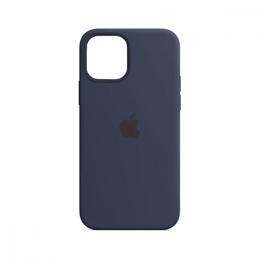 Калъф Silicone Case за Apple iPhone 12/12 Pro Blue