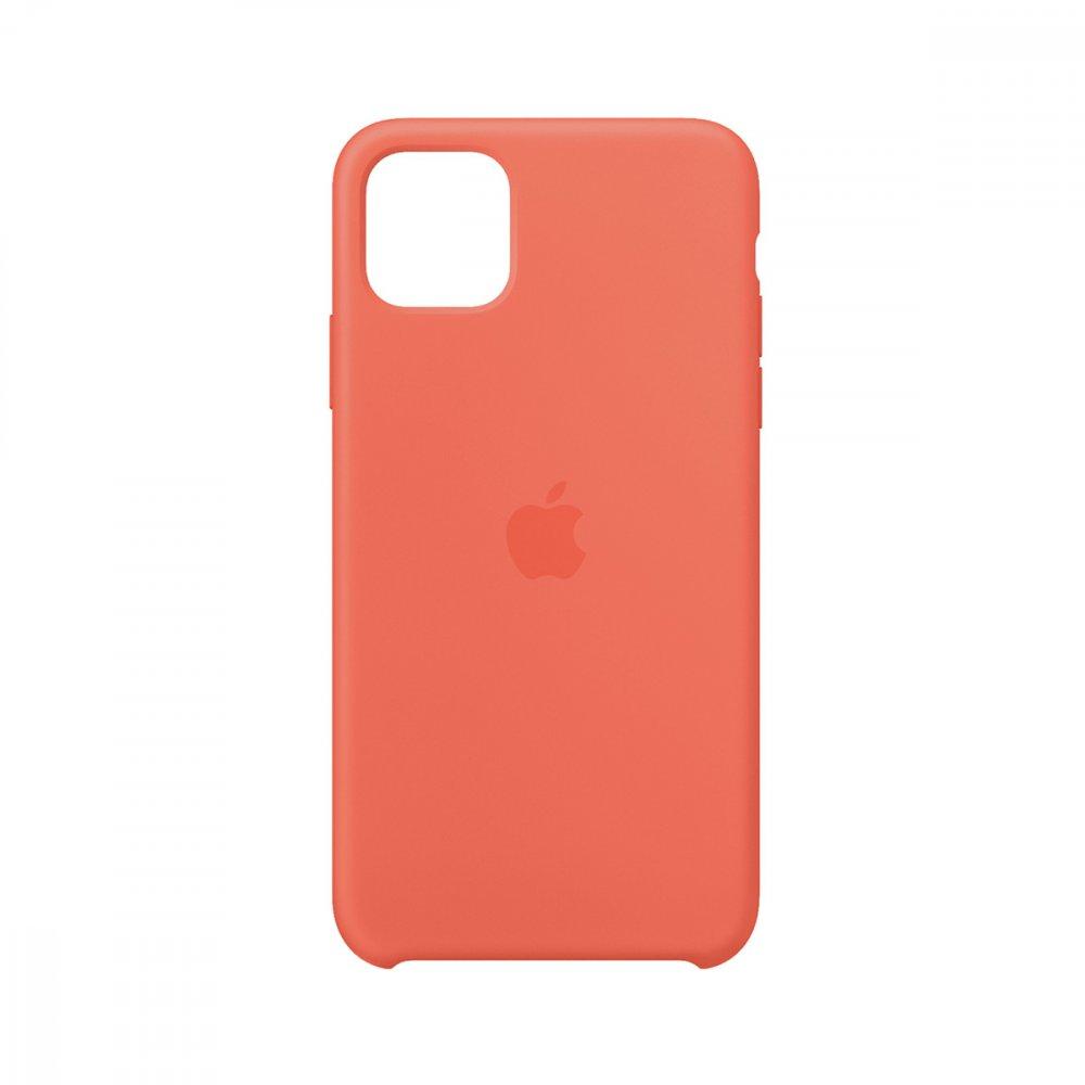 Калъф Silicone Case за Apple iPhone 12/12 Pro Orange