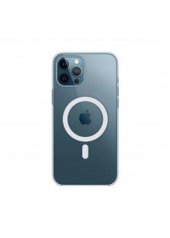Калъф Silicone Case MagSafe за Apple iPhone 12 Pro Max Blue - Аксесоари