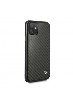 Калъф кожен за Apple iPhone 12 Pro Max BMW -