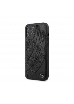 Калъф кожен за Apple iPhone 12/12 Pro Mercedes - Аксесоари