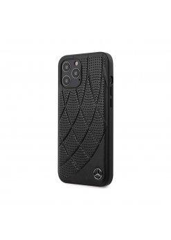 Калъф кожен за Apple iPhone 12/12 Pro Mercedes -