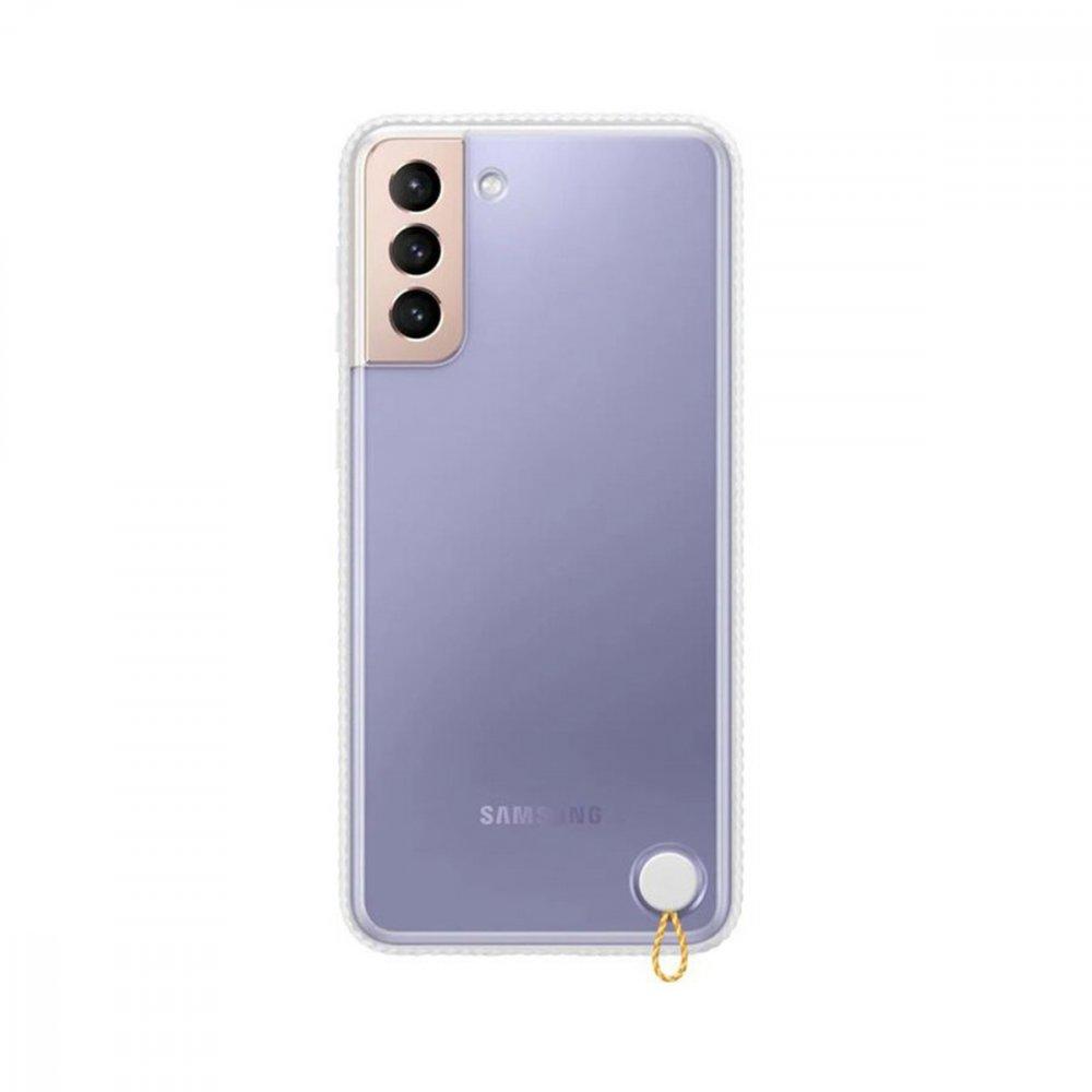 Калъф Оригинал Samsung Galaxy S21 Plus EF-GG996CWE Clear Protective Cover
