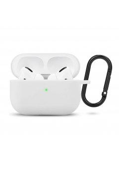 Предпазен калъф за Apple Airpods Pro White - Аксесоари