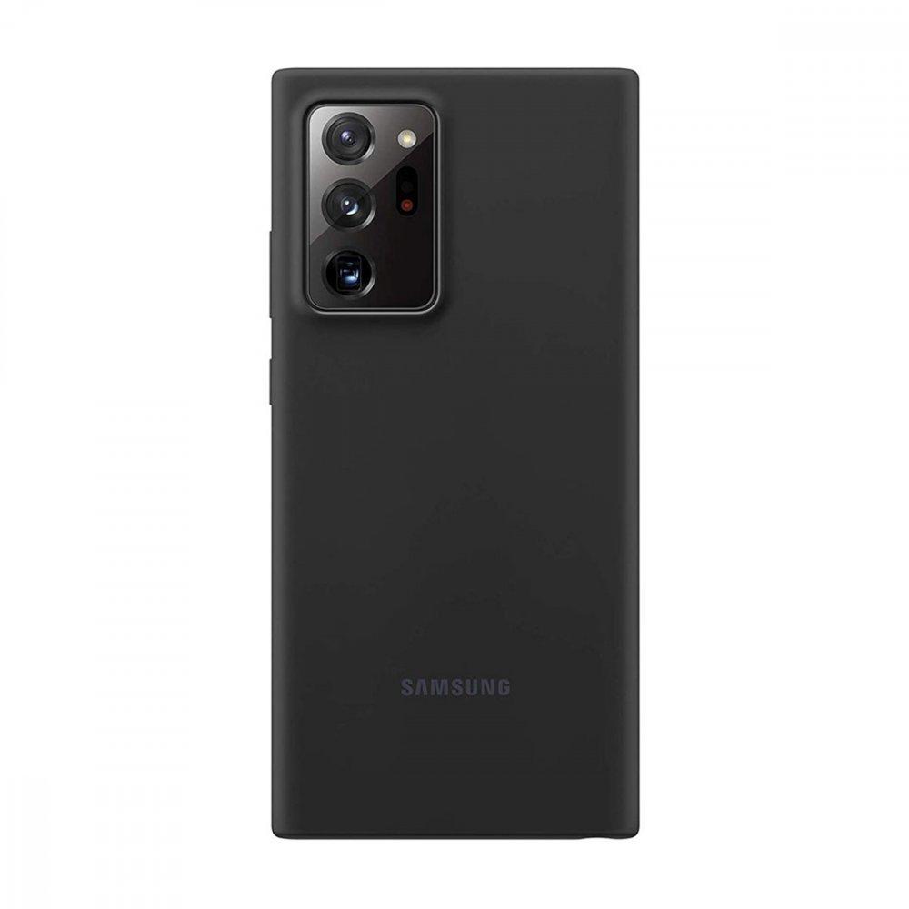 Калъф Оригинал Samsung Galaxy Note 20 Ultra EF-PN985TBE Silicone Cover