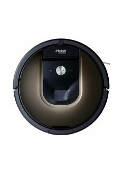 Прахосмукачка робот iRobot Roomba 980 - Смарт устройства за дома