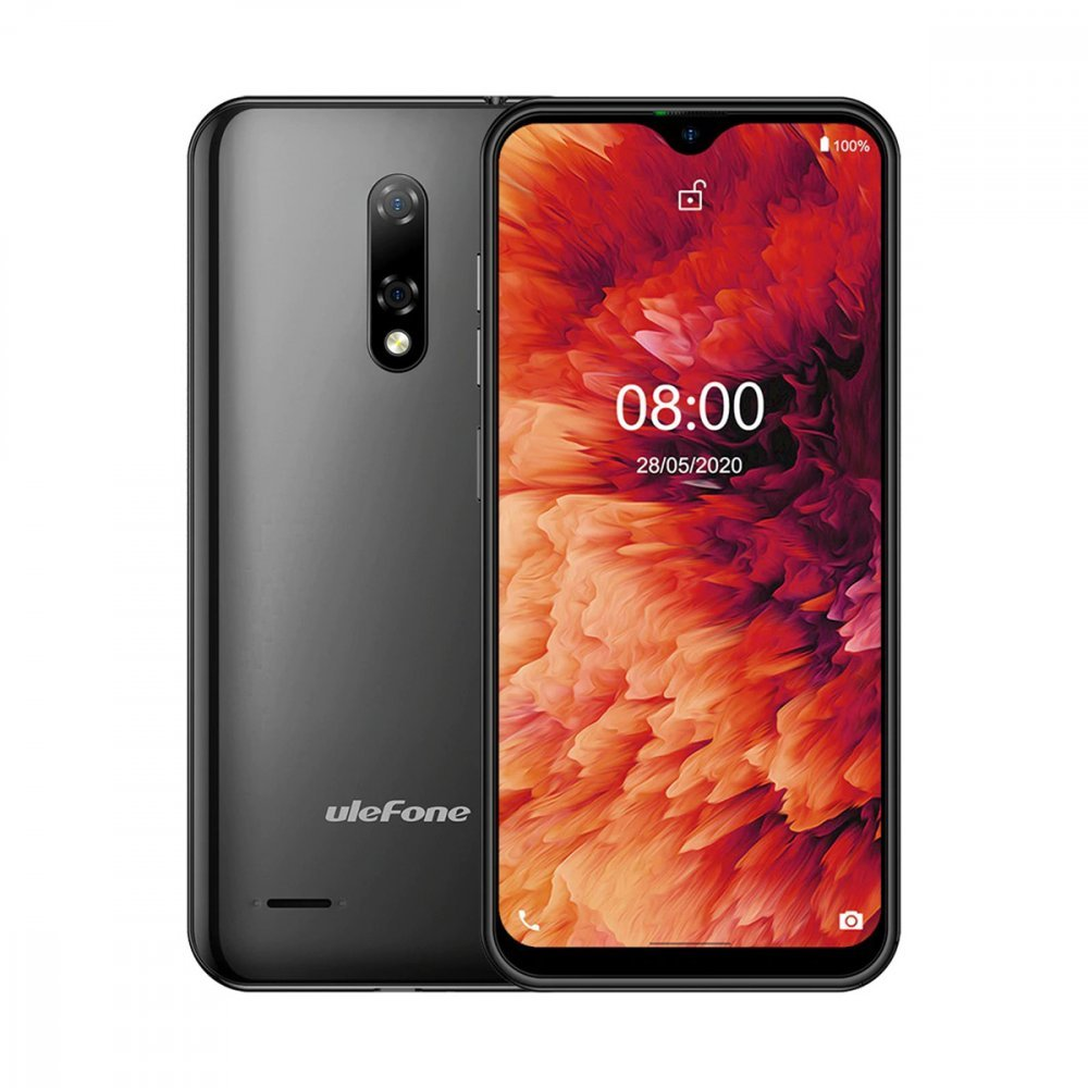 Ulefone Note 8p 16GB Dual Sim Black