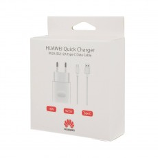 Зарядно Quick Charge Huawei + Type-C кабел