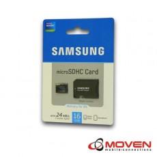 Samsung MicroSD 16GB HC